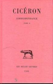Correspondance t.10 - Couverture - Format classique