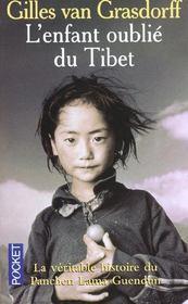 Panchen Lama Guendun L'Enfant Oublie Du Tibet - Intérieur - Format classique