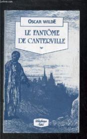 Fantome De Canterville - Couverture - Format classique