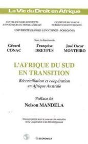 Afrique du sud en transition ; reconnaisance - Couverture - Format classique