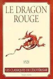 Le Dragon Rouge - Couverture - Format classique