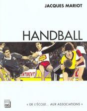 Handball - Intérieur - Format classique