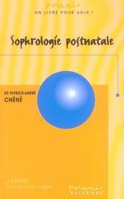 Sophrologie postnatale - Intérieur - Format classique