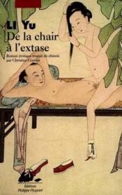 Chair a l'extase (de la) - Couverture - Format classique