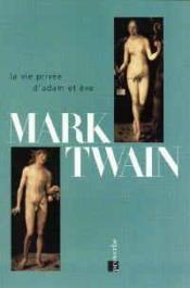 La vie privée d'Adam & Eve - Couverture - Format classique