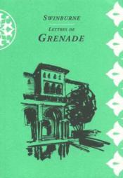 Lettres de Grenade - Couverture - Format classique