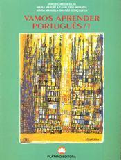 Vamos aprender portugues vol 1 - Intérieur - Format classique