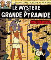 Le mystere de la pyramide 1er partie - Couverture - Format classique