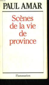 Scenes de la vie de province - Couverture - Format classique
