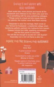 The School For Husbands - 4ème de couverture - Format classique