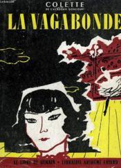 La Vagabonde. Le Livre De Demain N° 14. - Couverture - Format classique