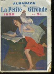 Almanach - La Petite Gironde - Couverture - Format classique