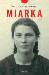 Miarka - Couverture - Format classique