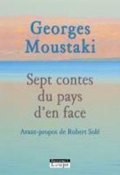 Sept contes du pays d'en face - Intérieur - Format classique