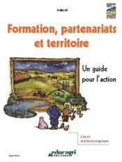 Formation, partenariats et territoire - Couverture - Format classique