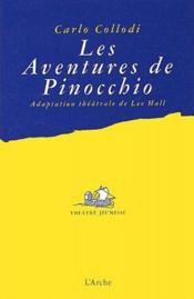 Les aventures de Pinocchio - Couverture - Format classique