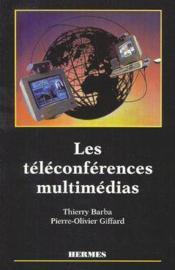 Les teleconferences multimedias - Couverture - Format classique