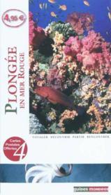 Plongee En Mer Rouge - Couverture - Format classique