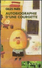 Autobiographie d'une Courgette - Couverture - Format classique