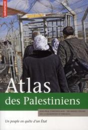Atlas des Palestiniens - Couverture - Format classique