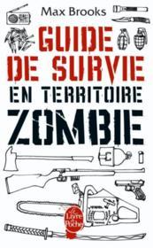 Guide de survie en territoire zombie - Couverture - Format classique