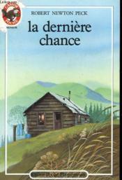 Derniere chance (anc ed) - Couverture - Format classique