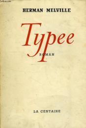 Typee - Couverture - Format classique
