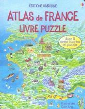 Atlas de france - Intérieur - Format classique
