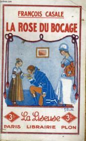 La Rose Du Bocage - Couverture - Format classique