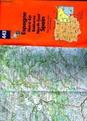 Espagne ; nord-est-baleares ; 1-400000 - Couverture - Format classique