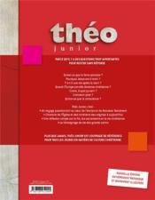 Théo junior - 4ème de couverture - Format classique