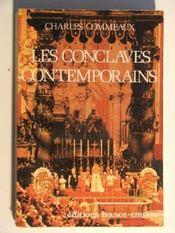 Conclaves contemporains - Intérieur - Format classique