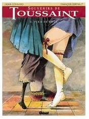 Souvenirs de toussaint t.2 ; pied de bouc - Intérieur - Format classique