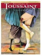 Souvenirs de toussaint t.2 ; pied de bouc - Couverture - Format classique