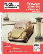 Rta 317.4 Vw Coccinelle Et Utilitaires 68-77 - Couverture - Format classique