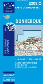 Dunkerque - Couverture - Format classique
