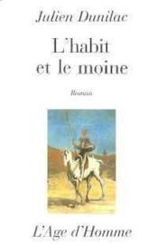 L'Habit Et Le Moine - Couverture - Format classique