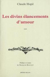 Les Divins Elancements D'Amour - Intérieur - Format classique