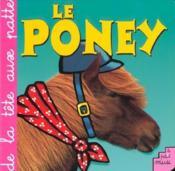 Le Poney - Couverture - Format classique
