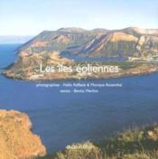 Les iles eoliennes - Couverture - Format classique