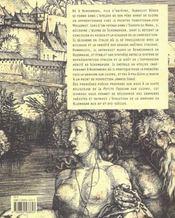 Albrecht Durer Et La Gravure Allemande ; Chefs-D'Oeuvre Graphiques Au Musee Conde A Chantilly - 4ème de couverture - Format classique