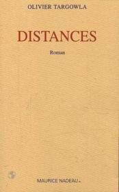 Distances - Couverture - Format classique