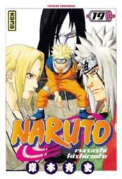 Naruto t.19 - Couverture - Format classique