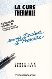 La Cure Thermale - Couverture - Format classique