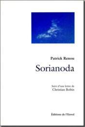 Sorianoda - Couverture - Format classique