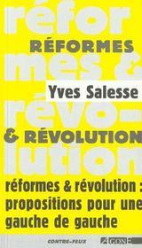 Reformes & revolutions - Intérieur - Format classique