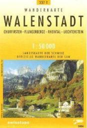 Walenstadt - Couverture - Format classique