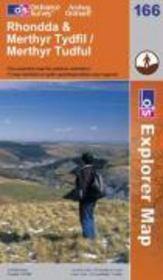 Rhondda, Merthyr, Tydfil-Tudful - Couverture - Format classique