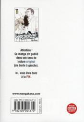 Ushijima, l'usurier de l'ombre T.8 - 4ème de couverture - Format classique