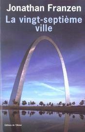 Vingt-Septieme Ville (La) - Intérieur - Format classique